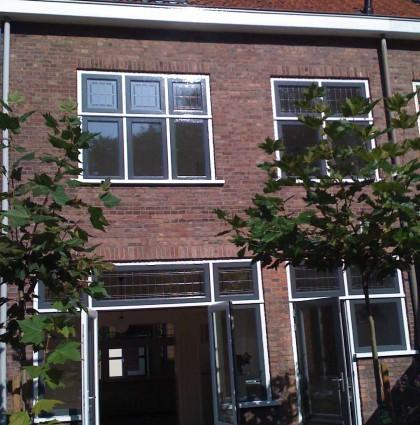 Renovatie buitenkant huis