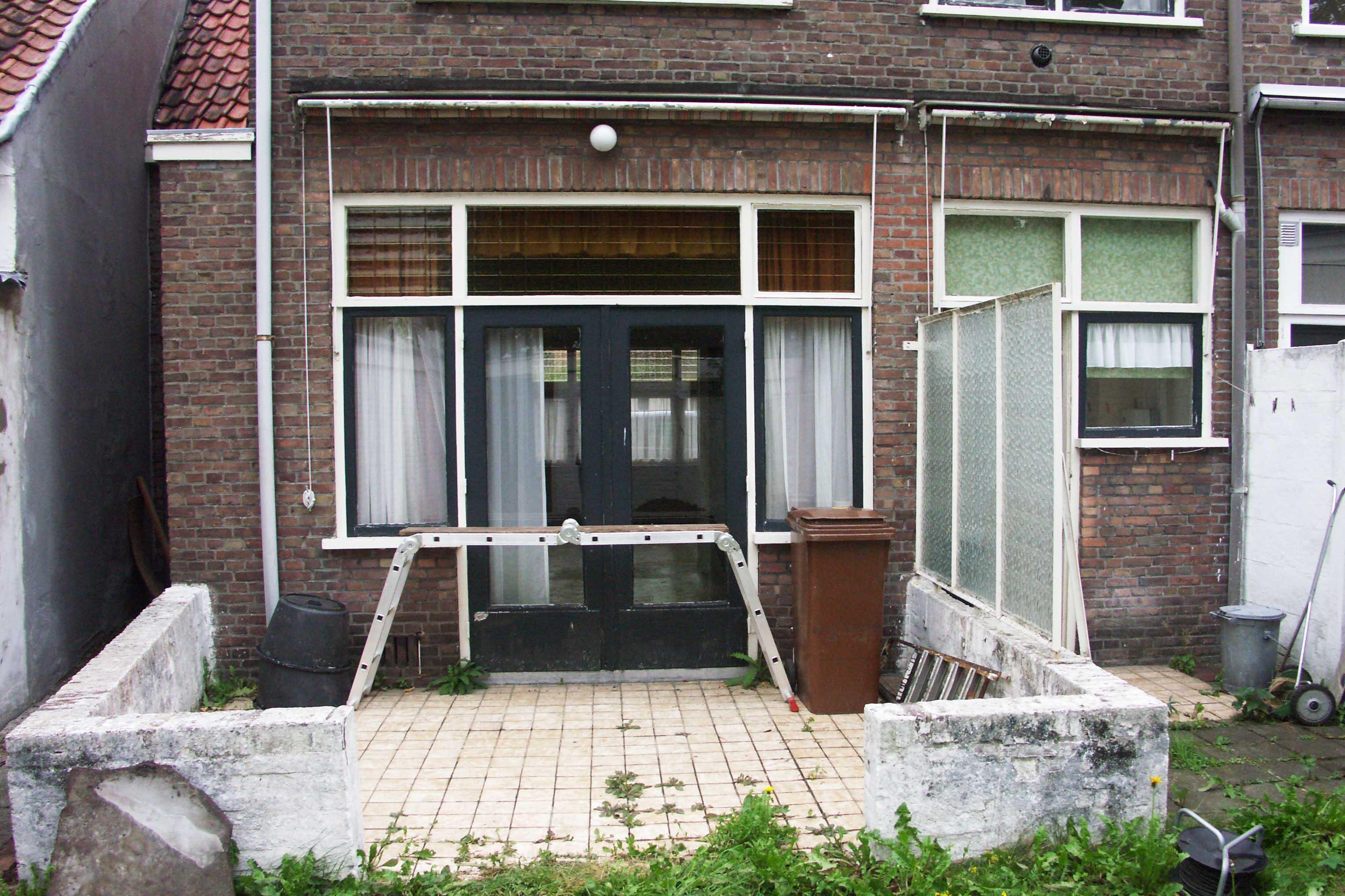 Renovatie buitenkant huis van kamer tot tuinvan kamer tot tuin - Buitenkant thuis ...